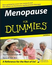Menopause For Dummies: Edition 2