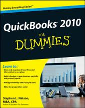 QuickBooks 2010 For Dummies: Edition 17