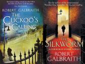 Cormoran Strike Collection: The Cuckoo's Calling and The Silkworm
