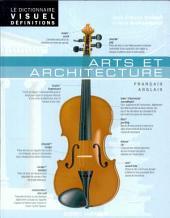 Le Dictionnaire Visuel Définitions - Arts et Architectures: Volume 1