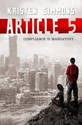 Article 5: Volume 1