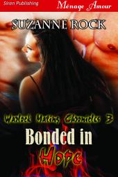Bonded in Hope [Warlock Mating Chronicles 3]