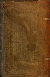 PROCOPII, Sophistae Christiani, variarum in ESAIAM Prophetam commentationum epitome ...