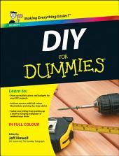 DIY For Dummies, UK Edition: Edition 2