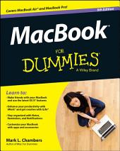MacBook For Dummies: Edition 5