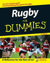 Rugby For Dummies: Edition 2