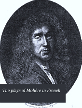 The Plays of Molière in French