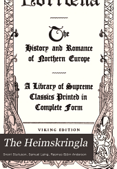 The Heimskringla: a history of the Norse kings, Volume 2