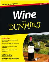 Wine For Dummies: Edition 5
