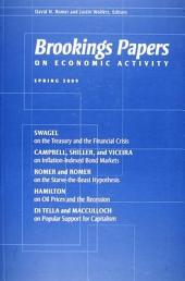 Brookings Papers on Economic Activity: Spring 2009
