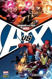 AVENGERS VS X-MEN: CONSÉQUENCES