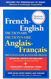 Dictionnaire Anglais-français