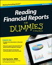 Reading Financial Reports For Dummies: Edition 3