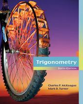 Trigonometry: Edition 6