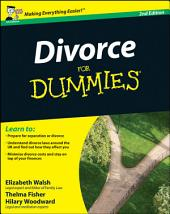 Divorce For Dummies, UK Edition: Edition 2