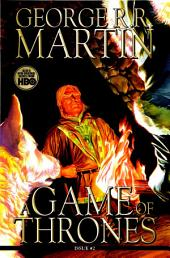 A Game of Thrones: Comic Book, Issue 2