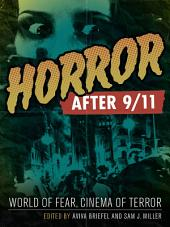 Horror after 9/11: World of Fear, Cinema of Terror