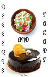 Desserts and Salads