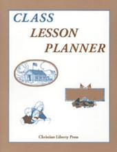 Class Lesson Planner