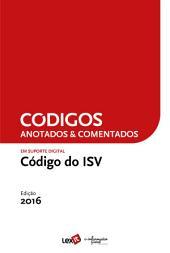 Código do ISV 2016 - Anotado & Comentado