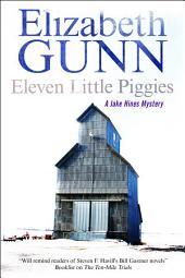 Eleven Little Piggies