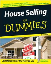House Selling For Dummies: Edition 3