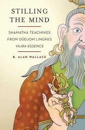Stilling the Mind: Shamatha Teachings from Dudjom Lingpa's Vajra Essence