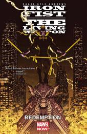Iron Fist: The Living Weapon Vol. 2 - Redemption