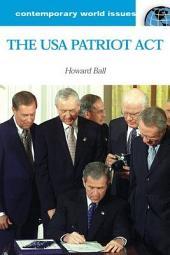 U.S.A. Patriot Act of 2001