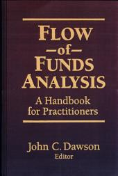 Flow-of-Funds Analysis: A Handbook for Practitioners