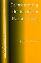 Transforming the European Nation-State: Dynamics of Internationalization