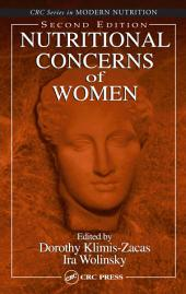 Nutritional Concerns of Women, Second Edition: Edition 2