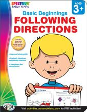 Following Directions, Ages 3 - 6