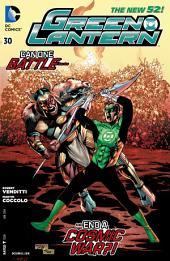 Green Lantern (2011- ) #30