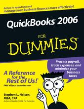 QuickBooks 2006 For Dummies: Edition 13