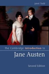 The Cambridge Introduction to Jane Austen: Edition 2