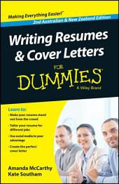 Writing Resumes and Cover Letters For Dummies: Edition 2