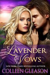 Lavender Vows: The Medieval Herb Garden Series: Book 1
