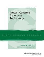 Precast Concrete Pavement Technology