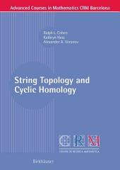 String Topology and Cyclic Homology