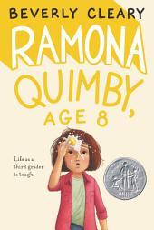 Ramona Quimby, Age 8: Book 6