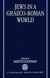 Jews in a Graeco-Roman World