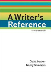 A Writer's Reference: A PDF-style e-book, Edition 7