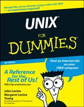 UNIX For Dummies: Edition 5