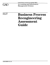 Business Process Reengineering Assessment Guide