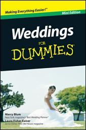 Weddings For Dummies, Mini Edition