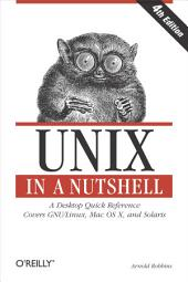 Unix in a Nutshell: Edition 4