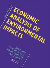 Economic Analysis of Environmental Impacts: Edition 2