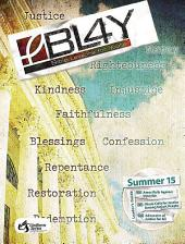 Bible Lessons for Youth Summer 2015 Leader