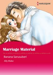 Marriage Material: Harlequin Comics